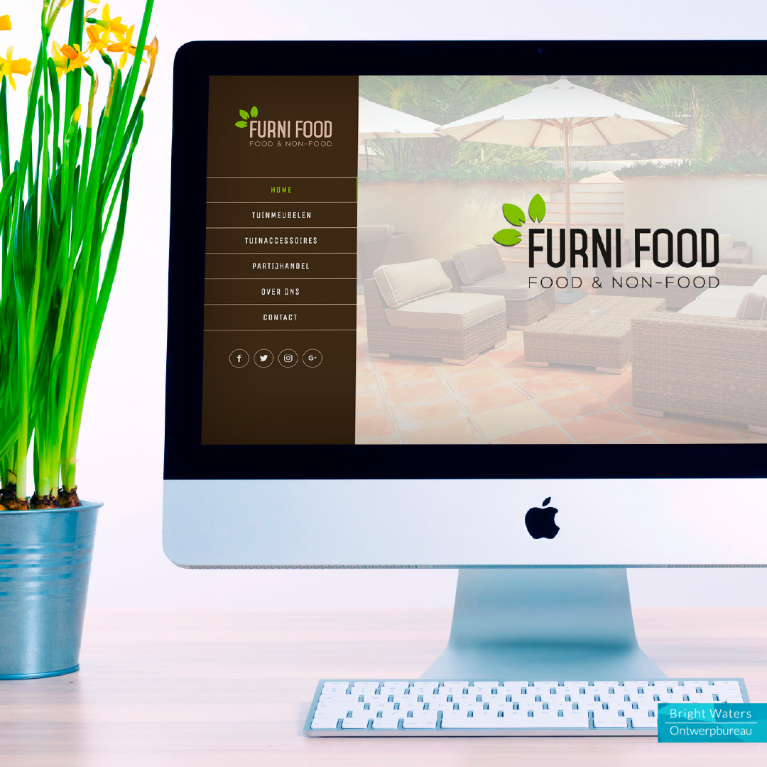 Furni Food - Website
