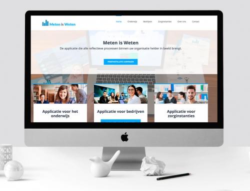 Meten is Weten – Informatieve Website.