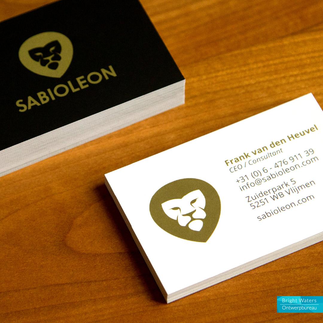 Sabioleon - Visitekaartje
