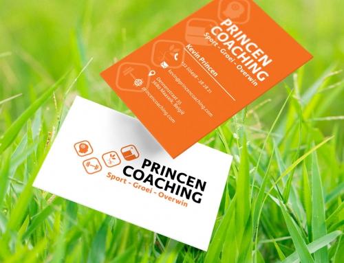 Princen Coaching – Visitekaartje.
