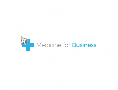 Medicine for Business – Logo.