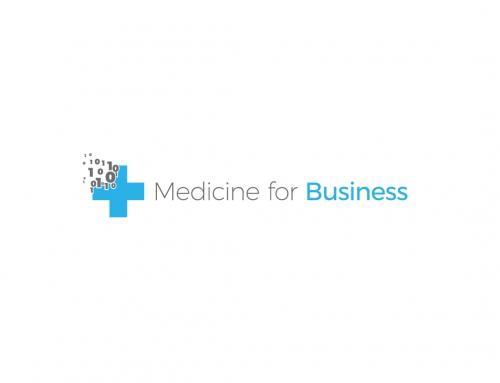 Medicine for Business – Logo.