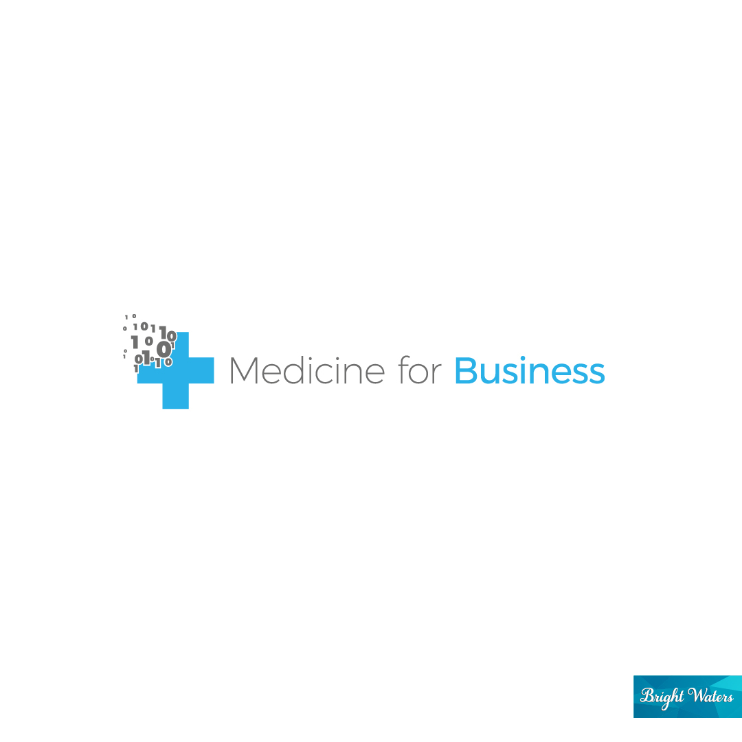Medicine for Business - Logo