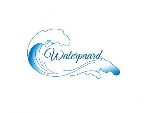 Waterpaard – Logo.
