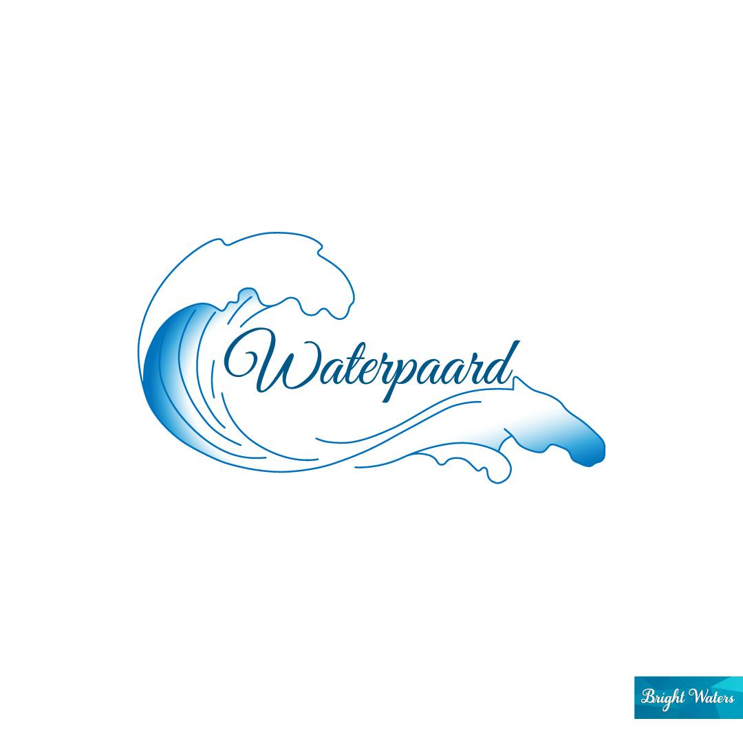 Waterpaard - Logo