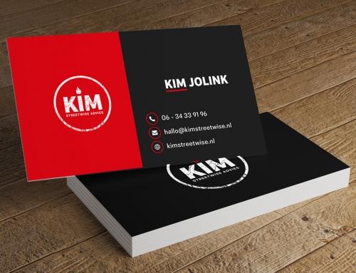 KIM Streetwise Advies – Visitekaartje.