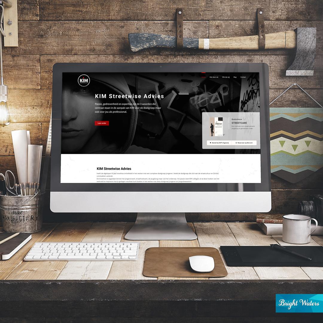 KIM Streetwise Advies - Website